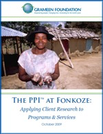 The PPI at Fonkoze: Case Study