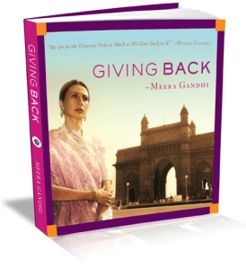 Giving Back book cover